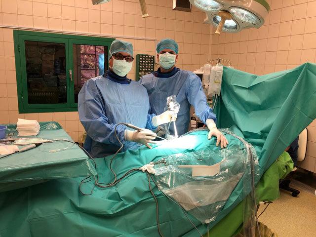 magas vérnyomás műtét videó