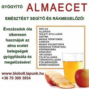 Fokhagyma és almaecet ecet a magas vérnyomás csökkentésére - Healthy Miss