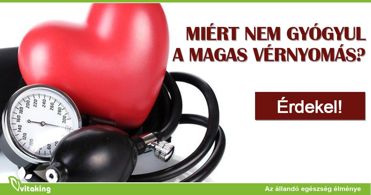 a magas vérnyomás krónikus betegség