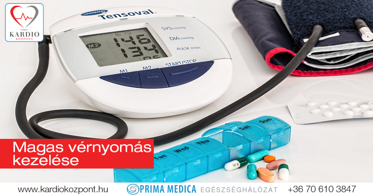 gyógyszerek a magas vérnyomás hipertóniás krízisének kezelésében