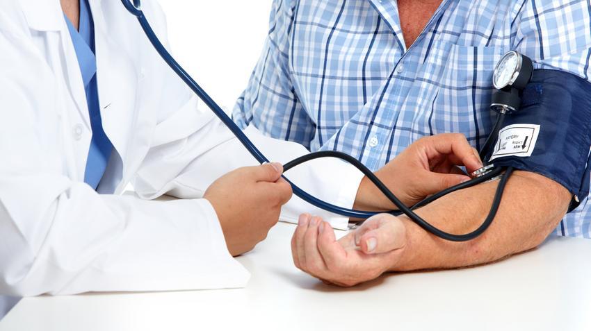a magas vérnyomás rendellenességei