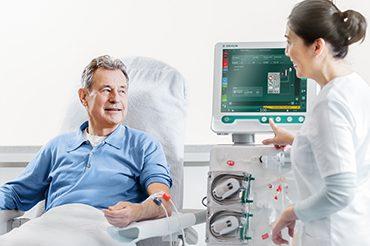 magas vérnyomás esetén végzett hemodialízis