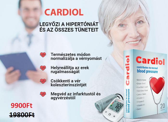a magas vérnyomás normájának gyógyítása