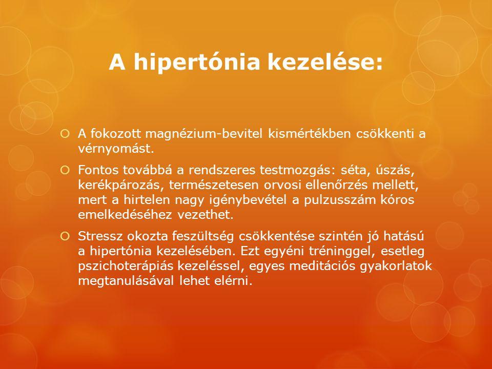 hipertónia pszichoterápia elmúlhat-e a magas vérnyomás