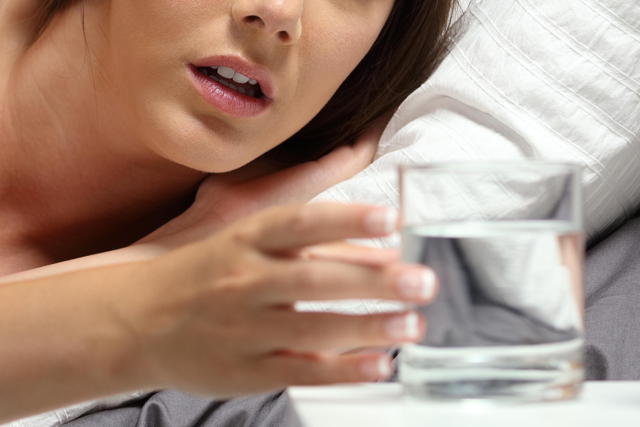 magas vérnyomás szájszárazság cukorbetegség magas vérnyomásának gyógymódjai