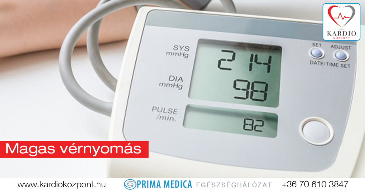 a magas vérnyomás nyomásának jele a hipertónia okai az elemzések során