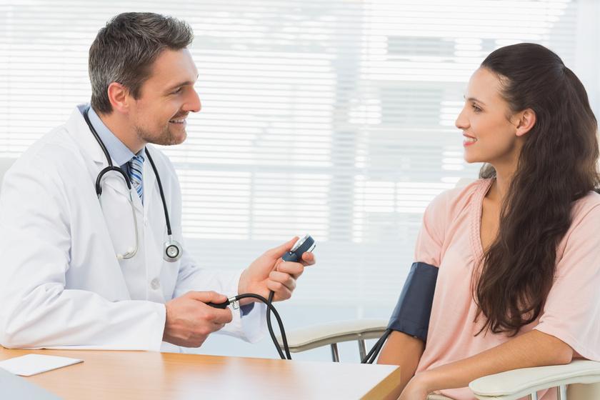 tsvz a magas vérnyomás hátterében