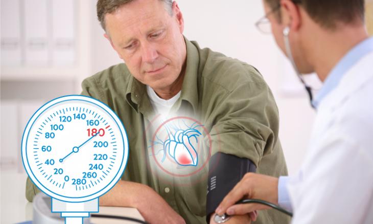 2 fokozatú magas vérnyomás kezelésére