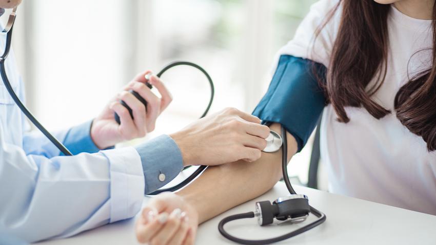 speleoterápia magas vérnyomás esetén frottír hipertónia mi ez