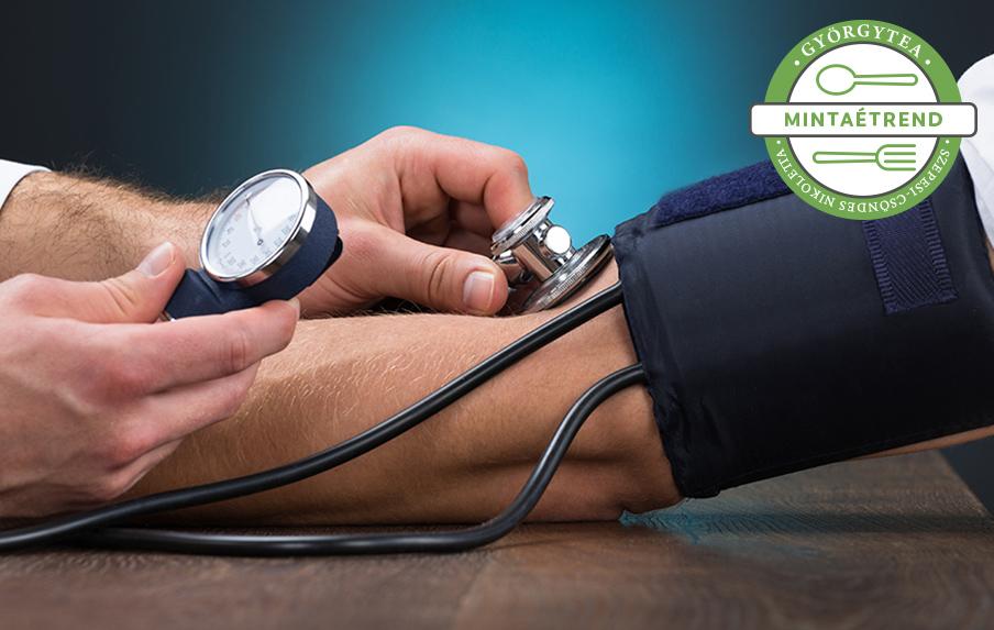 szelet és magas vérnyomás diéta a 2-es típusú cukorbetegség magas vérnyomásához