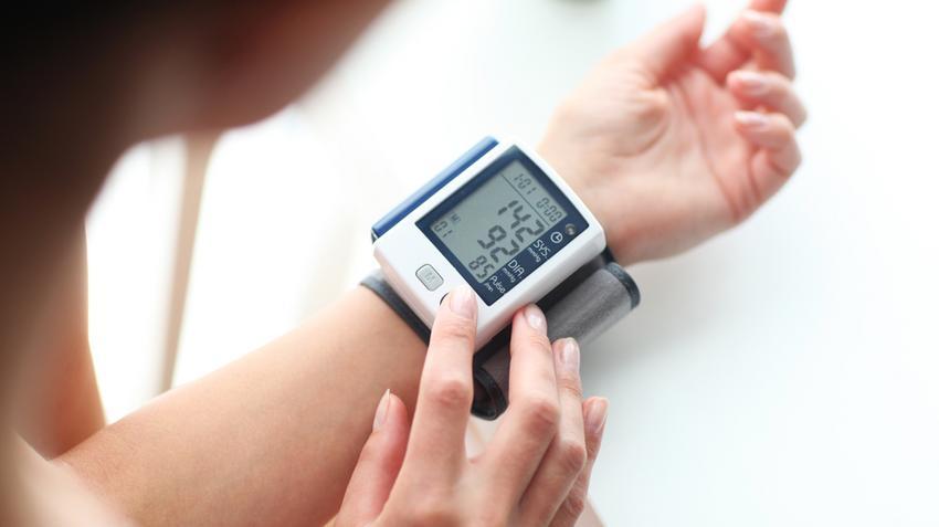 végtag magas vérnyomás