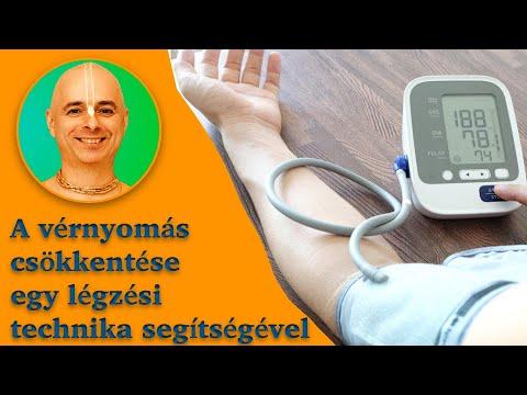 Magas vérnyomás kezelése anélkül