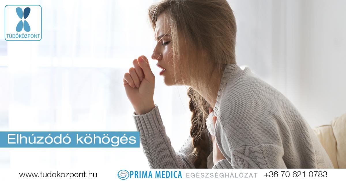 Köhögés - Magas vérnyomás (Hipertónia)