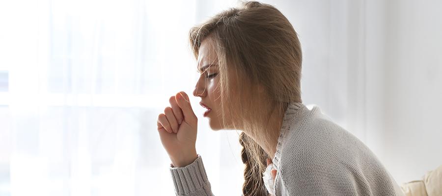 Makacs köhögés ellen: a kiváltó okot kell kezelni
