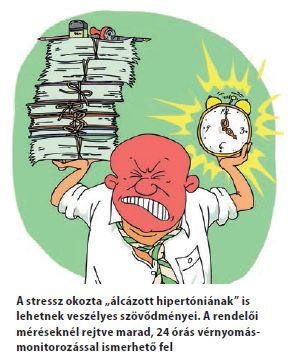 magas vérnyomás és pszichológia