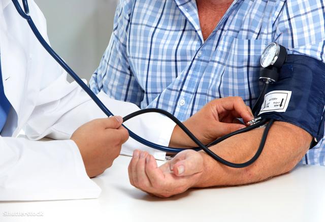 rosszindulatú magas vérnyomás