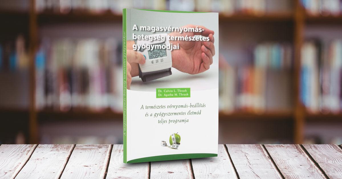 mindent a magas vérnyomásról könyv
