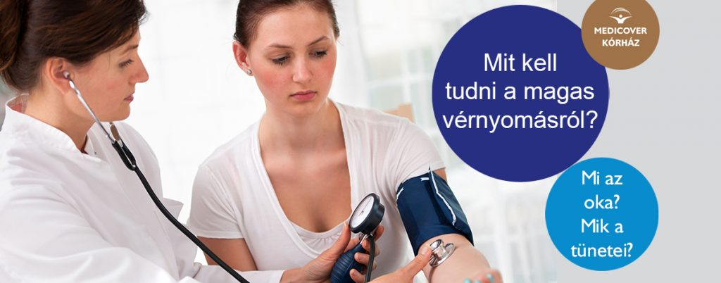 magas vérnyomásartériás