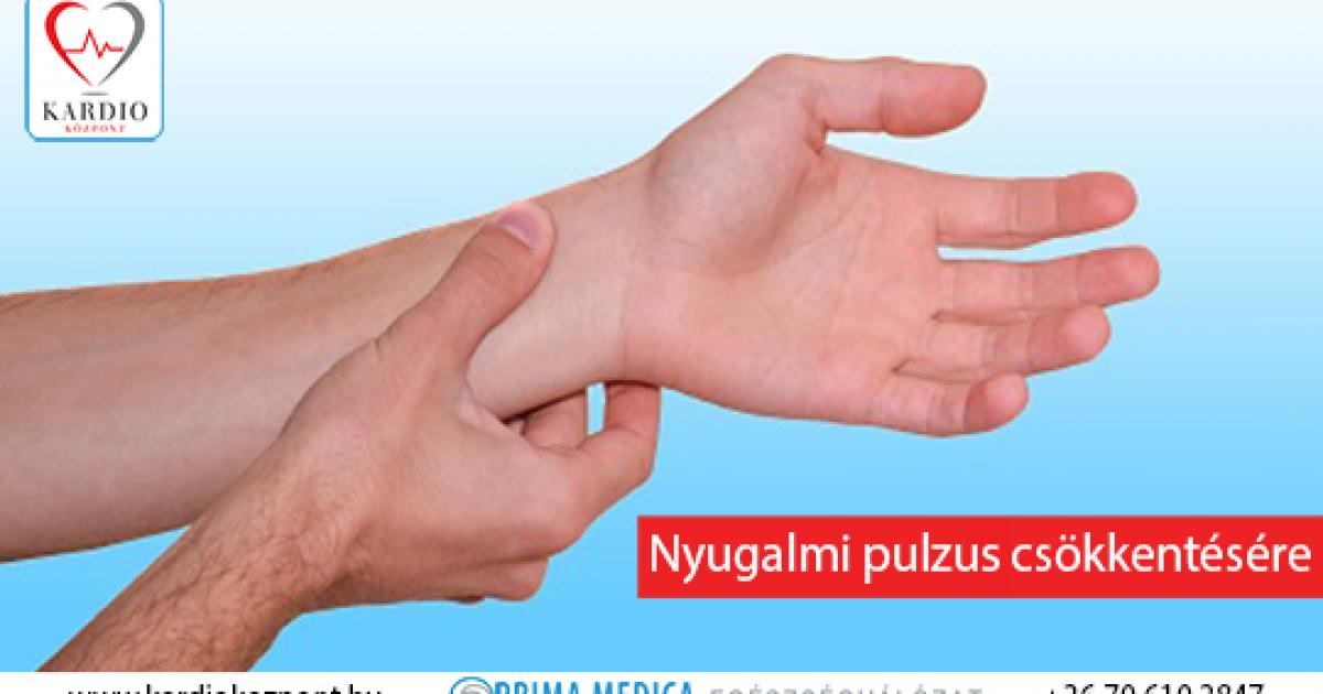 magas vérnyomás esetén a pulzus gyakori jogosultsági kategória hipertóniával