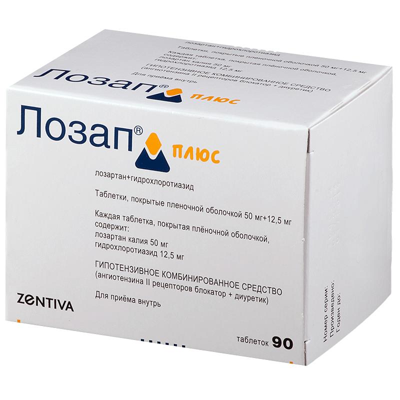 gyógyszer magas vérnyomásért lozap