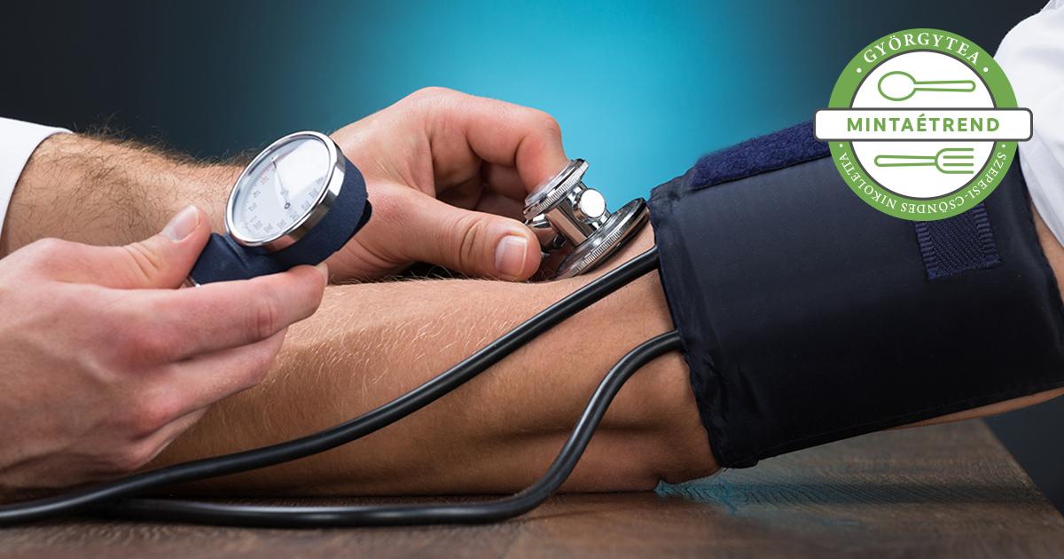 tinktúra rétihéj magas vérnyomás