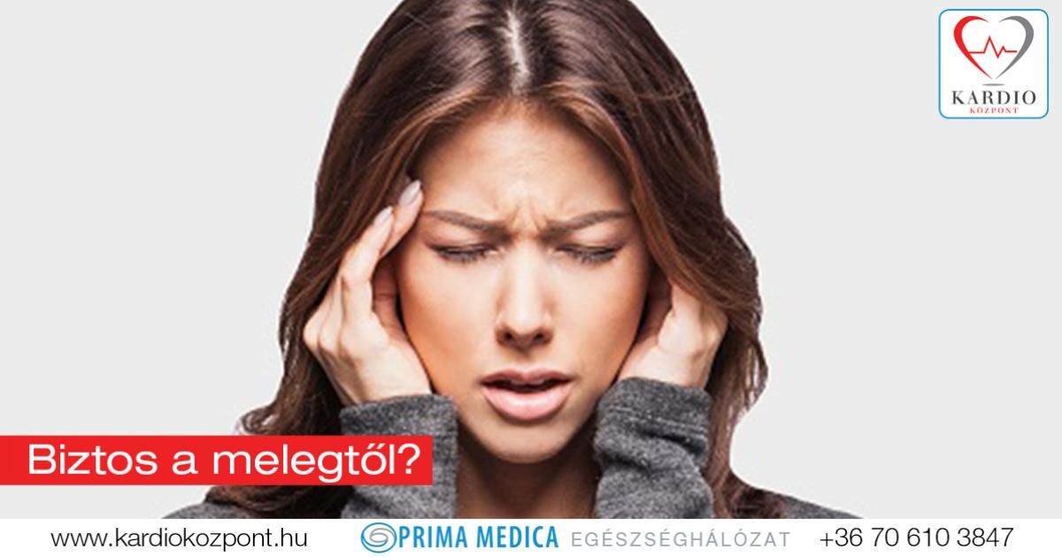 hipertóniás fejfájás jelei magas vérnyomás hagyományos orvoslás
