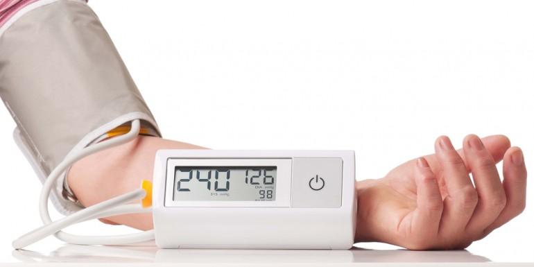 magas vérnyomás és annak mérete