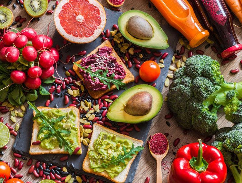 Vegetáriánus étrenddel a magas vérnyomás ellen?