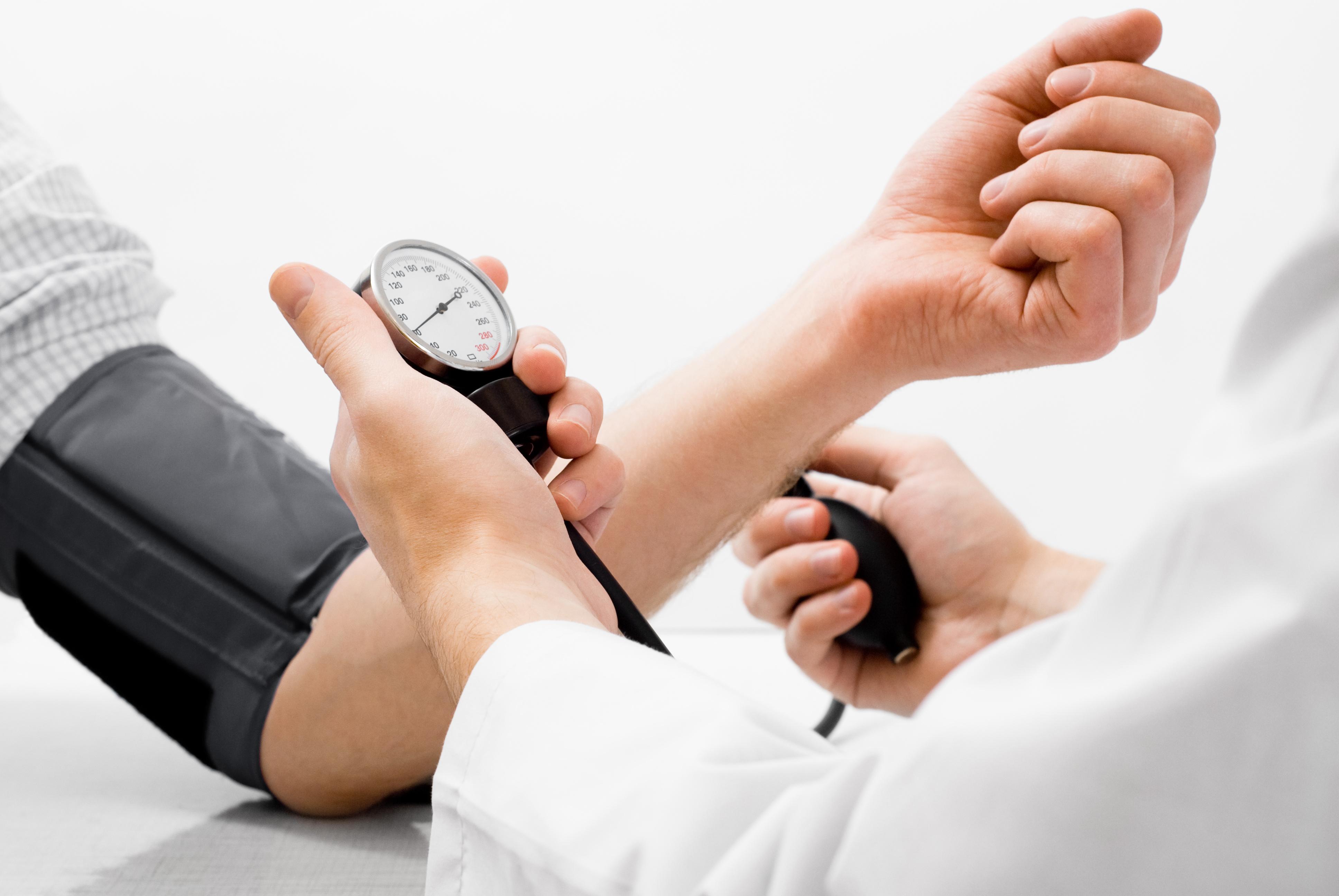a magas vérnyomás miatt eltömődött erek